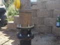 Fire Hydrant before paint