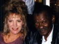 "Ruby with CLarence ""Gatemouth"" Brown"