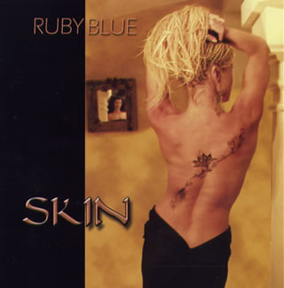 ruby blue skin cd